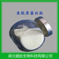 Manufacturer Supply Raw material Pure Fish Collagen Powder hydrolyzed fish collagen peptides thumbnail image