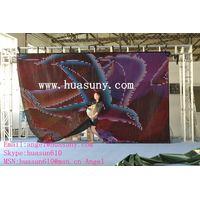 ali led display full xxx vedio p37.mm xxx hd led vid with 711 PIXEL 770CD led curtain