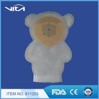 Baby Care One piece colostomy bag 611203   Fecal Management System