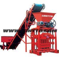 LMT4-35 Small Manual Block Making Machine