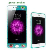 phone tempered glass film green monkey