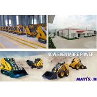 Mini skid steering loaders with CE for exporting China top brand ML526W