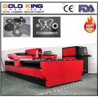 Gold-1530 Fiber Laser Metal cutting machine thumbnail image
