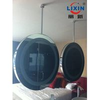 Chain factory directly sell,suspended round mirror thumbnail image