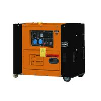 Home Use Ultra Silent Diesel Generator 6/6.5kva