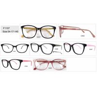 Acetate regular stock eyeglasses frames, optical frames, eyewear, spring hinge