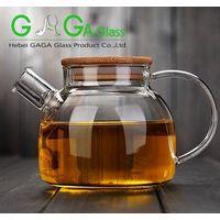 double wall glass teapot ,kettles , tea set, pot thumbnail image