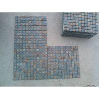 Slate mosaic pattern GS-SL30