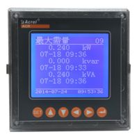 multifunction ac three-phase power bi-directional energy meters with built-in RS485 modbus ACR220ELH