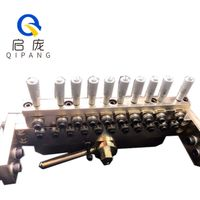 0.5 - 5mm Size Wire Straightener Rollers Steel Straightening Machine High Speed thumbnail image