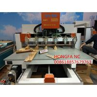 3 AXIS cnc engraving machine flat table engraving machine cnc router
