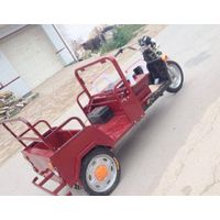 3 wheel motorized bike three electric cargo tricycle