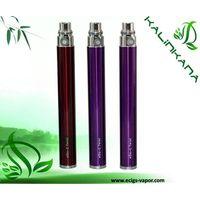 e-cigarettes eGo C twist battery black,stainless