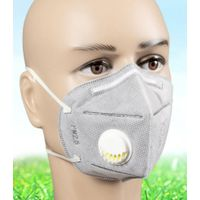 KN95 mask with valve FFP2 dust mask with valve thumbnail image
