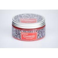 Sugar Body Scrub Strawberry Natural Cosmetics Producer Latvia Best Quality Big Experience ODM OEM