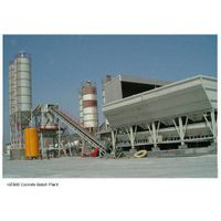 HZS60 Stationary Concrete Mixing Plant