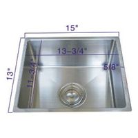 Stainless Steel Small Wash Sink