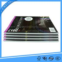 softcover catalogue printing in China