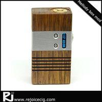 wooden box mod temperature control mod 40W melody mod new design vv vw mod mellody box mod
