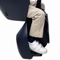 Japan OGK RBC-017DX bicycle child seat thumbnail image
