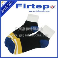 Custom man cotton sport socks