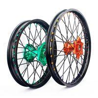 CNC Machined Dirt Bike Wheel Rim Hub For Kawasaki thumbnail image