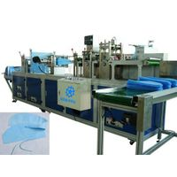 Nonwoven PP surgical doctor cap making machine