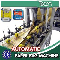 Advanced Kraft Paper Bag Making Machine for Cement