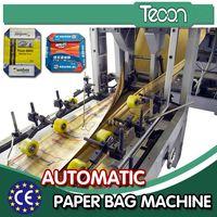 Advanced Kraft Paper Bag Making Machine for Cement