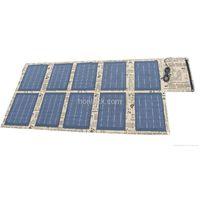 100W Solar Panel Foldbalbe solar charger for mobile device thumbnail image