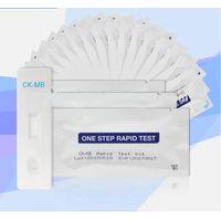 CE Certificate IVD Cardiac marker CK-MB Rapid test kit Creative kinase-MB Test cassette