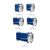 hydrogen oxygen gas generator max. 600 liter/hour gas output