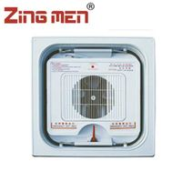 High Performance ZT700B Square Safe Skylight For Yutong Bus