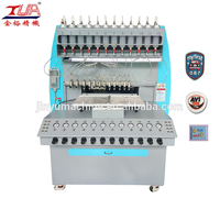 12 color decorative PVC labels dispensing making machine