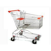 folding shopping trolley  4 wheel shopping cart children shopping trolley thumbnail image