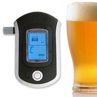 Personal LCD Alcohol Tester thumbnail image