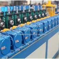 Automatically Interchangeable Steel Forming Machine thumbnail image