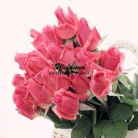 MRF1501 Ultra-realistic simulation of hand moisturizer rose flower fake flower wedding