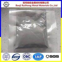 Gold supplier spherical titanium powder Ti powder