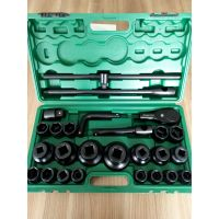 19mm 25mm drive 26pcs heavy duty socket wrench set