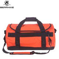Small to Large Custom Waterproof Rolling Hiking Duffel bag