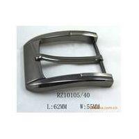 Men's belt buckle