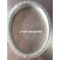 Oval spiral wound gasket, thumbnail image