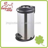 50 Liter Stainless Steel Waste Bin,40 Liter Hotel Waste Recycling Bin