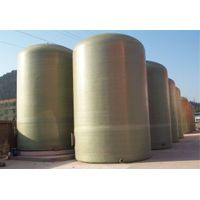 FRP/GRP chemical tank
