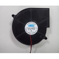 9330 93x93x30mm 12v 24v dc brushless blower fan