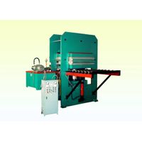 rubber vulcanizing press