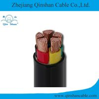 PVC Cable, Copper core PVC insulated and sheathed Electric cable