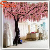 weddding decoration cherry blossom tree
