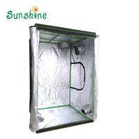 HOT SELL in Chile grow tent kit,grow cabinet for home garden,plant grow closet
